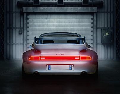 Porsche Carrera GT2