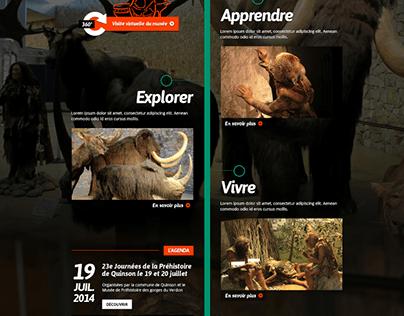 Musée de la préhistoire de Quinson