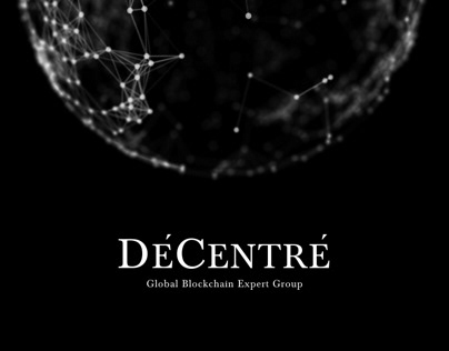DeCentre Official Website Renewal
