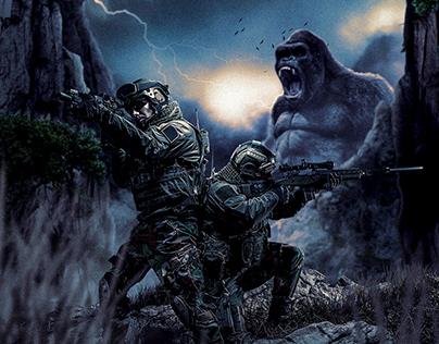 Hunt for Kong