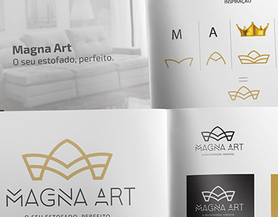 Magna Art | Star Seat • Identidade Corporativa