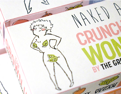 Packaging Design - YCN - The Grown Up Chocolate Company