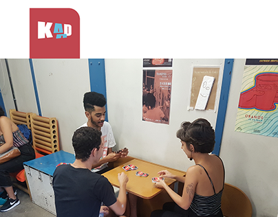 KAD - Projeto de Mobiliário
