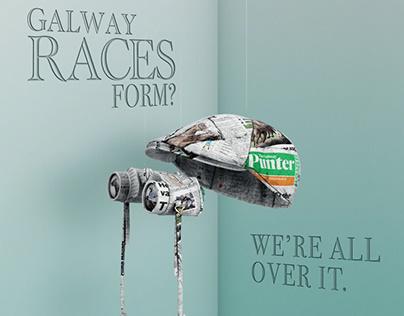 Irish Independent   Galway Races   CGI & Retouch Work