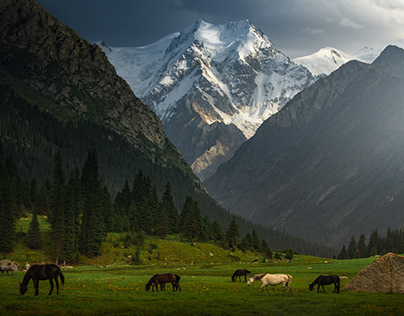 The Untouched Beauty of Kyrgyzstan