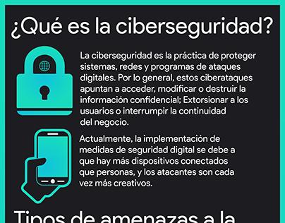 Ciberseguridad Infografía