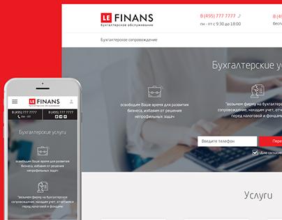 Site LeFinans