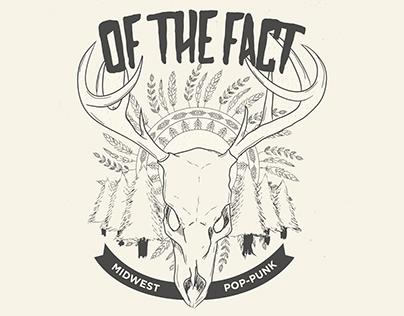 "Of The Fact ""Dog-E"" Tee"