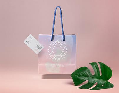 Bogova boutique identity