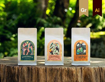 Single Origin Coffee Selection |cama café