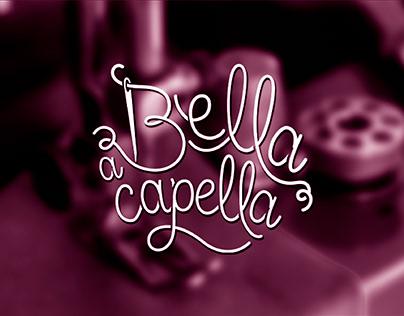 Logotipo - Bella a capella