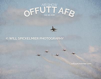 OFFUTT AIR FORCE BASE AIR SHOW 2016