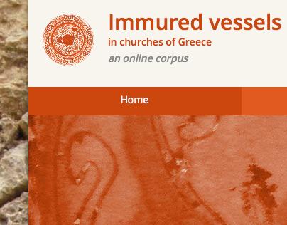 Immured vessels