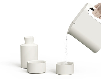 Module Type Portable Tea Set Vol.2