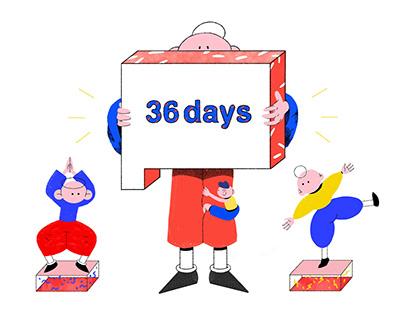 36 Days of Type'18