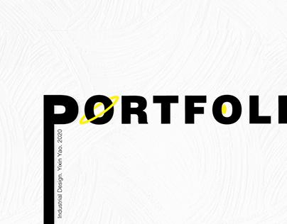 My Design Portfolio 2020