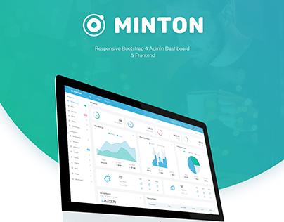 Minton - Admin & Dashboard Template