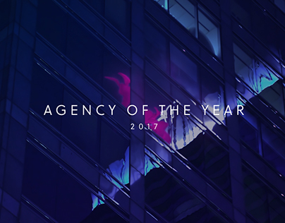 BBR / Agency of the year 2017