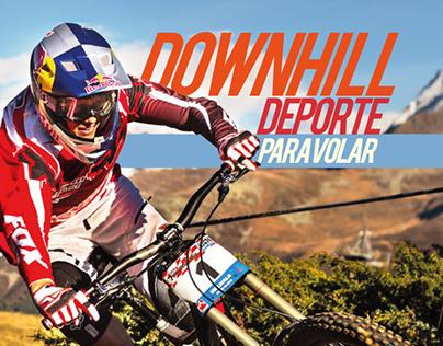 Downhill Deporte para Volar