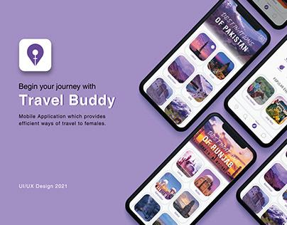 Travel Buddy-Travel Planning App