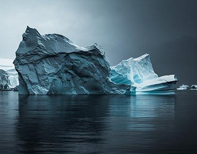 A FAINT RESEMBLANCE – Antarctica