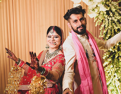 Prackriti x Yashovardhan- A Lockdown Wedding