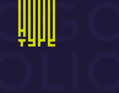 Logofolio vol. 8 | HypeType |