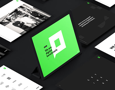 pixelart branding & website redesign