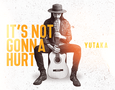 YUTAKA - SINGLE COVER