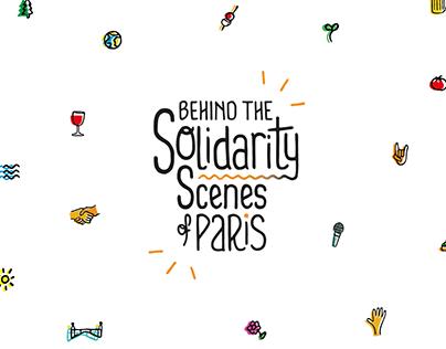 Behind the Solidarity Scenes of Paris