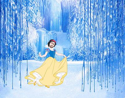 Birthday Gift for Snow White Hamza