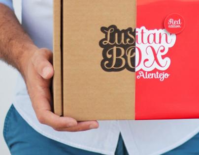 Lusitan Box Website