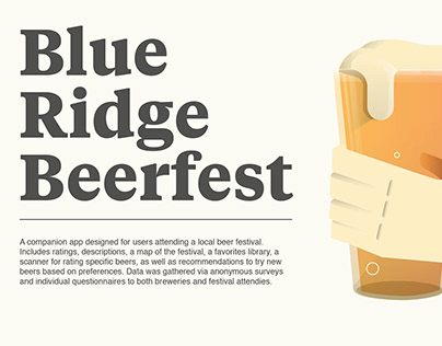 Blue Ridge Beerfest App