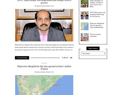 Blog Website ( WRITEE Theme)