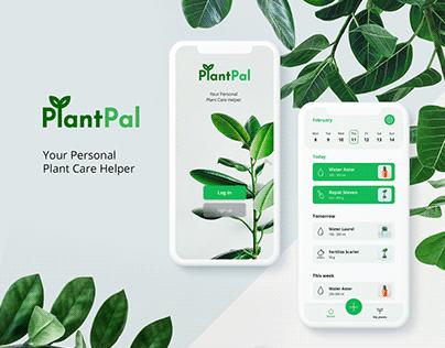PlantPal   Plant app design