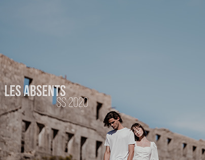 Les Absents SS2020 Collection