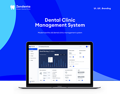 Zendenta - Dental clinic management system