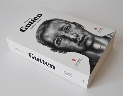 Gutten, book cover artwork