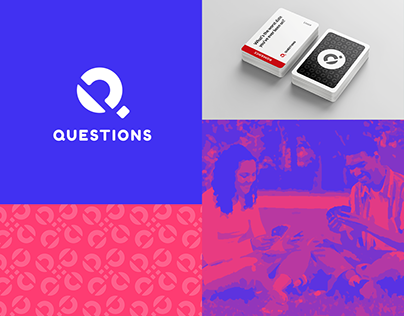 Branding //Questions Card Game