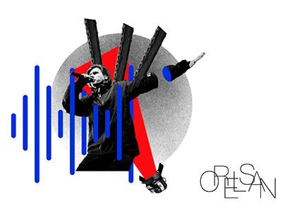 Orelsan - Image de marque
