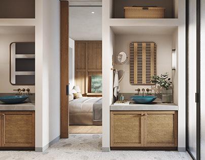 Costa Navarino suites concepts