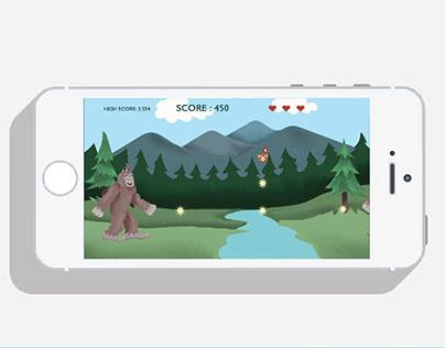 Unbelievable Game App concept