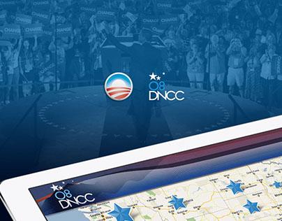 Obama, DNCC, Google