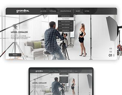 Grandios Web Site Design