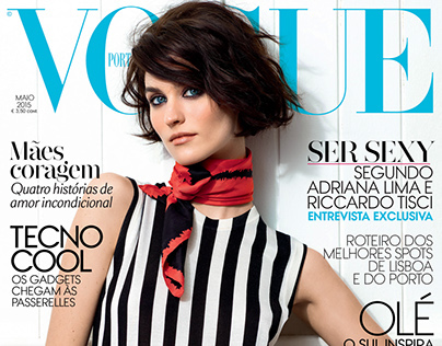 Vogue Portugal #151 May'15
