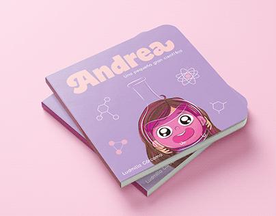 Cuento Infantil - Andrea