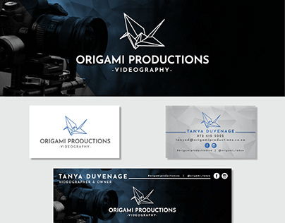 Origami Productions Corporate Identity