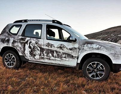 Renault - Dust(ER) Stories - Dust Art