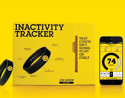 Joe Boxer: Inactivity Tracker
