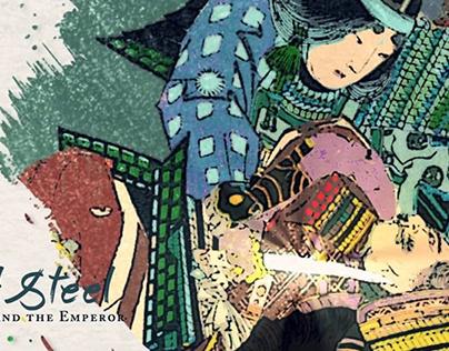 Book Trailer for Sword of the Taka Samurai